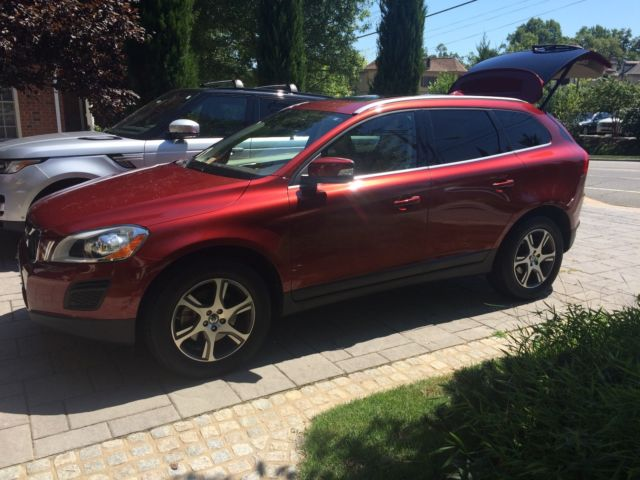 Worksheet. Amazing Car EXCELLENT Condition LOW Mileage 2013 Volvo XC60 T6 AWD