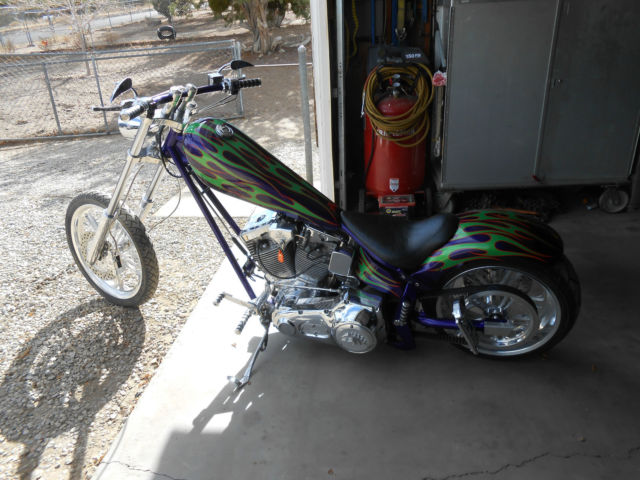 american iron horse texas chopper