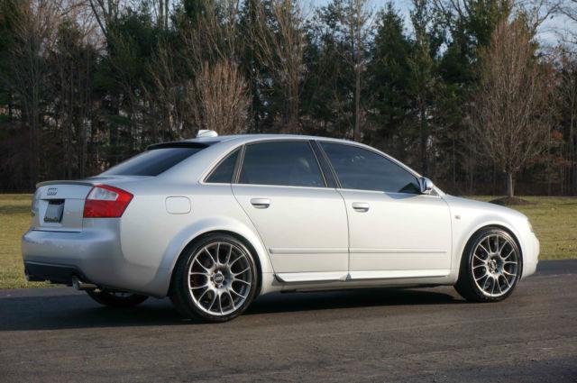 Audi S4 The Best!!! BBS JHM M3 C63 S5 EVO B6 B7 M5