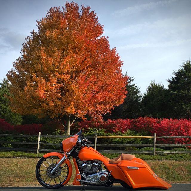 Turbo Harley Reliability: Award Winning Harley Davidson Street Glide Special, Custom