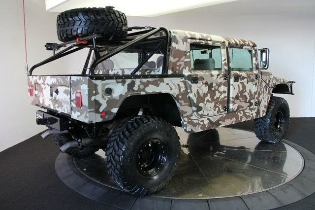 Badlands Conversion Hummer H1 On Suburban Chassis, NV Title