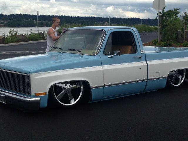 Used Cars Portland >> Bagged 1984 Chevy C10 Silverado