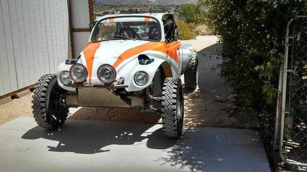 Baja Bug Class 5 Pre-Runner, Street Legal