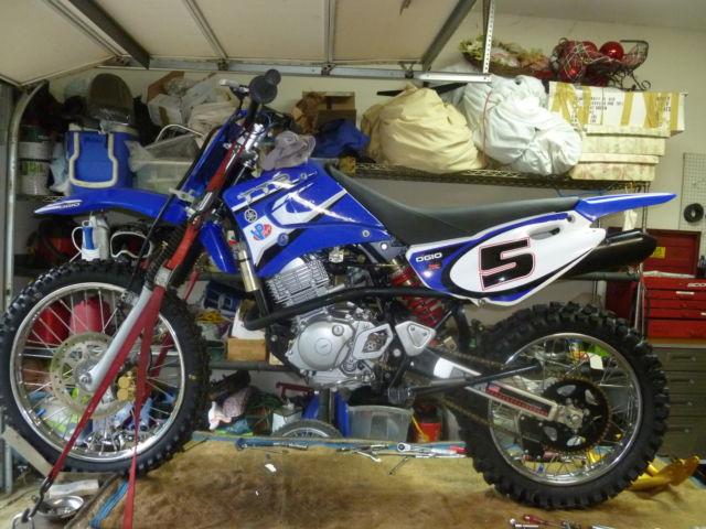 Bbr yamaha ttr150 ttr race or play pit bike like new ttr for Yamaha ttr 150 for sale
