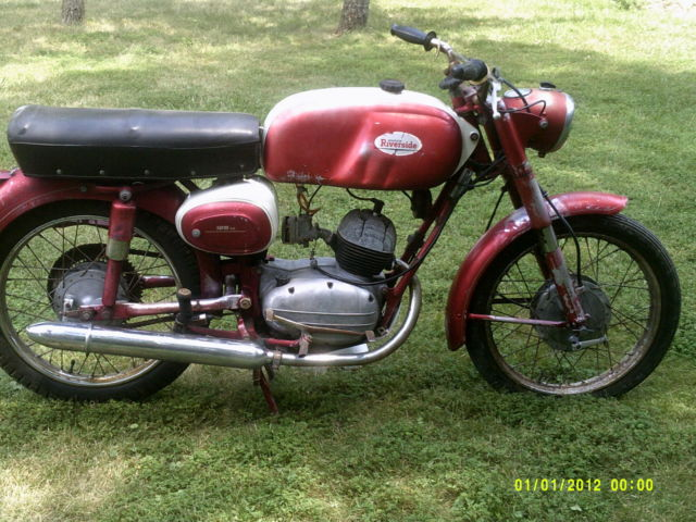 271430 Benelli 125cc Riverside Wards 1969 on benelli wards 250 motor
