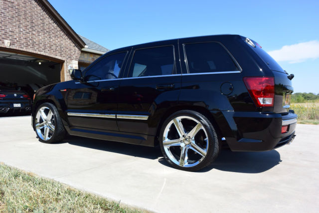 Black Jeep Srt Awd With Rims on Jeep Grand Cherokee Thermostat Location