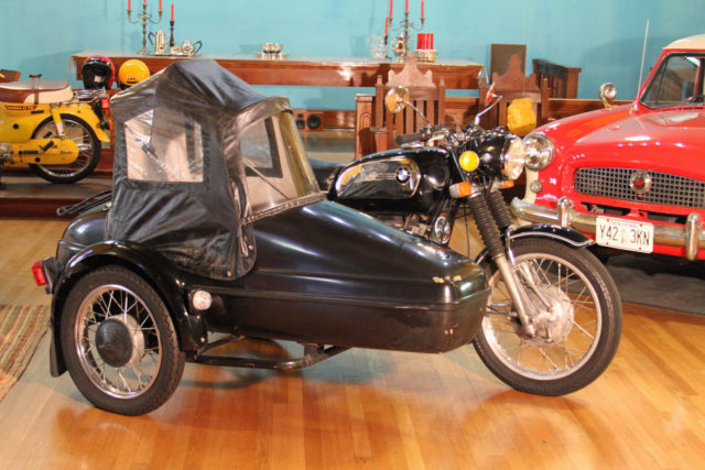 Bmw 1972 R60 5 R60 Airhead Swb Motorcycle With Velorex 562 Sidecar Side Car