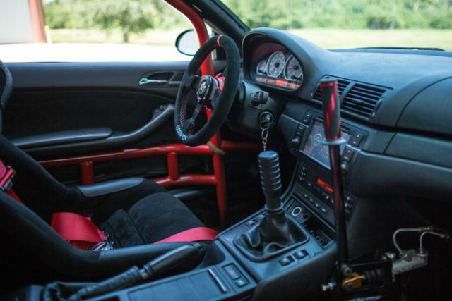 Bmw E M Project Car For Sale
