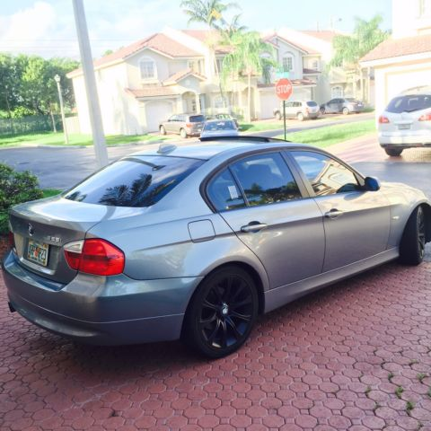 bmw 2006 325i with black m3 rims 18 39 39 great opportunity. Black Bedroom Furniture Sets. Home Design Ideas