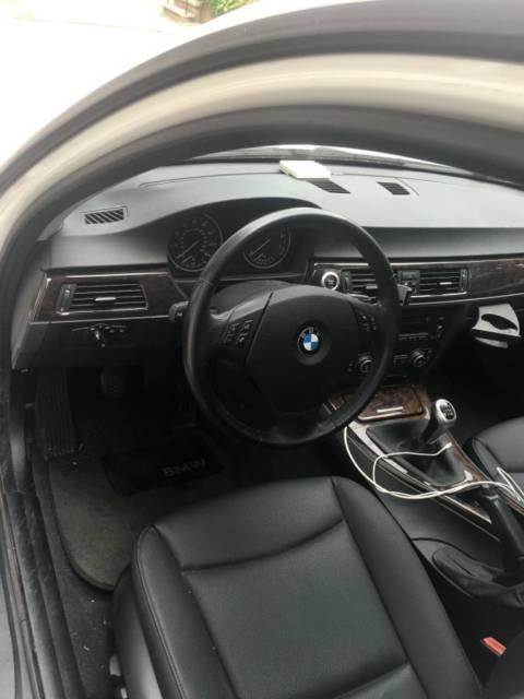 BMW I White Exterior Black Interior Stick Shift Manual K - 2008 bmw 3281