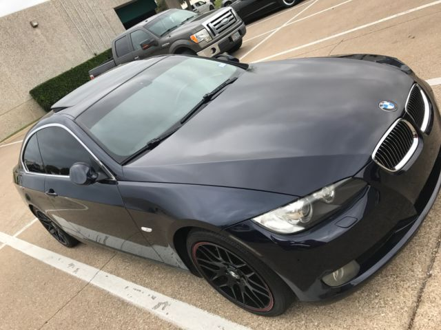 BMW 328i Coupe w Comfort Package, M Wheels, Tint