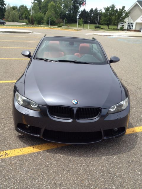 Bmw 335i Hardtop Convertible E93 Manual Transmission