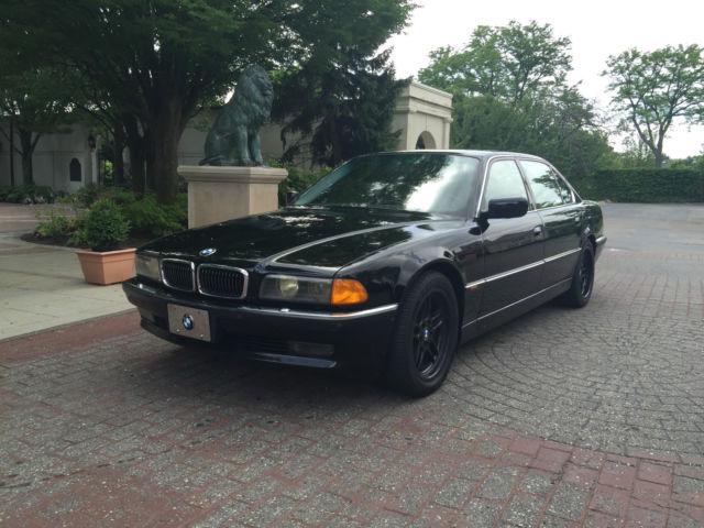 BMW 750il 4door 12 cylinder