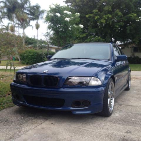 330i 2001 front bumper