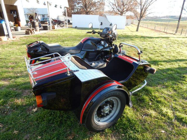 Bmw Fort Worth >> BMW EML Sidecar Rig
