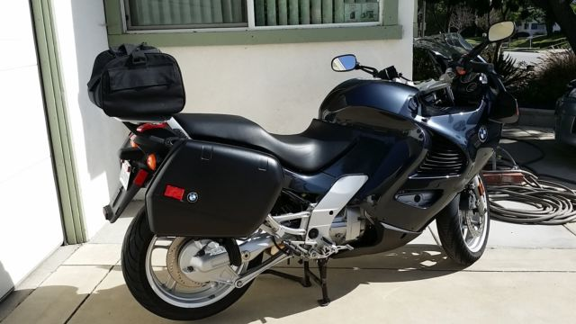 Bmw K1200rs W Factory Bags And Trunk