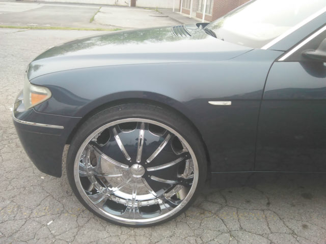 Bmw On 26s