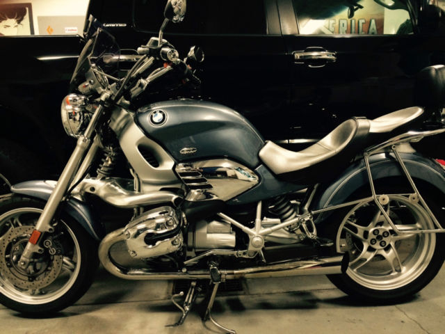 Bmw R1200c Classic Bmw Beautiful Bike Steel Blue Runs