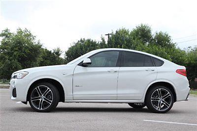 Bmw X4 Xdrive28i M Sport New 4 Dr Automatic Gasoline 2 0l