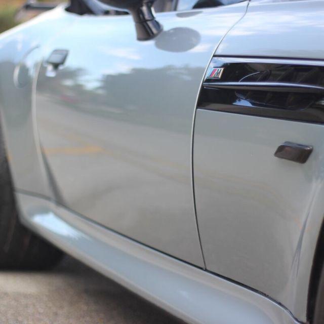 Bmw Z3m Roadster 3 2 M3 Z3 Convertible Big Brake E36 Silver Blue Leather