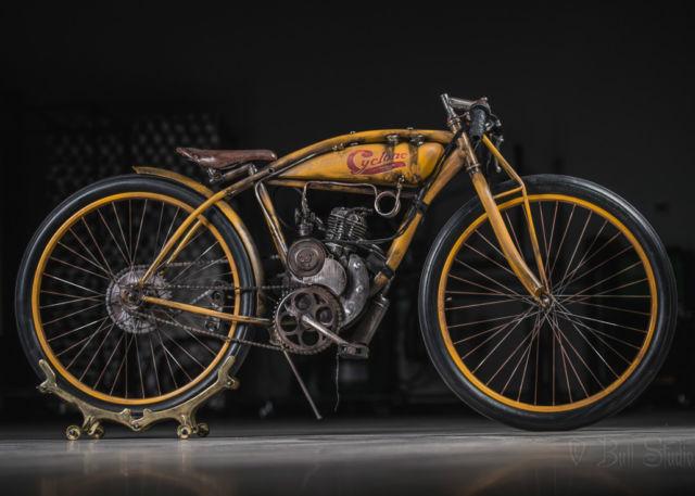 Bull Cycles Harley Davidson Board Track Racer Tribute Bike