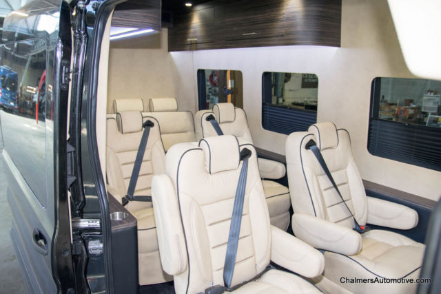 Brand New One Of A Kind 2015 Ford Transit 350 Custom