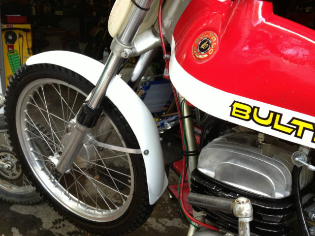 Bultaco 350 Sherpa T Trials bike
