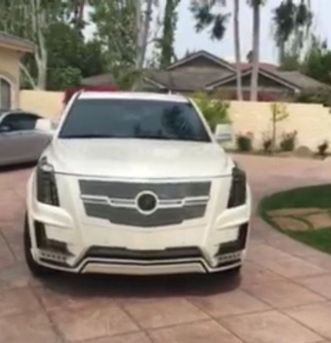 "2014 Cadillac Escalade For Sale: Cadillac Escalade ESV Platinum, Zero Design Body Kit 26"" Forgiato Wheels & Gril"