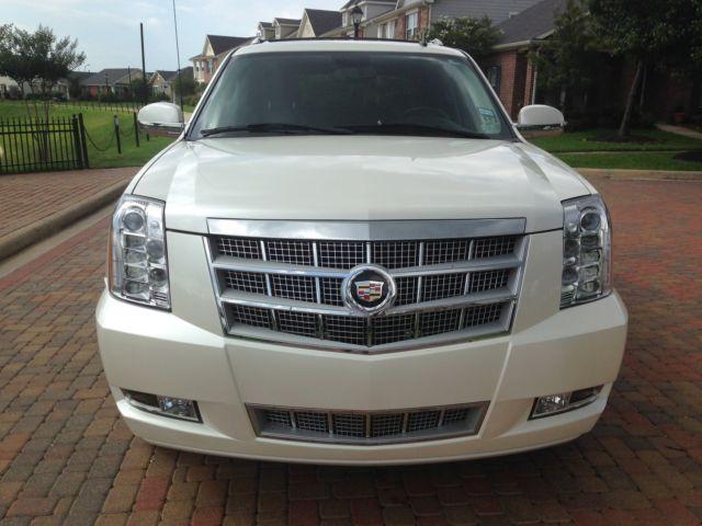 cadillac escalade ext 26 inch wheels platinum headlights. Black Bedroom Furniture Sets. Home Design Ideas