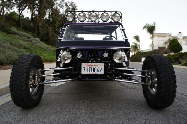 California Street Legal Spcn Subaru Sti Powered Funco Sand Rail Dual Sport Buggy