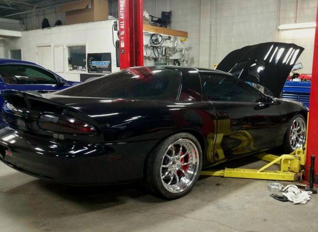 Camaro Ss Ls3 Turbo 4th Gen Ls1 Slp Corvette 6 Speed T