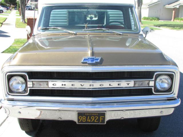 1970 chevy c10 custom camper