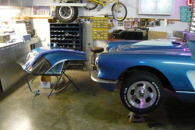 Chevrolet Corvette 1959 Custom Nostalgia Gasser For Sale