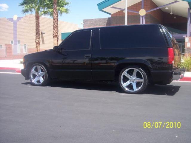 Chevrolet silverado 2 door tahoe yukon denali 2wd ...