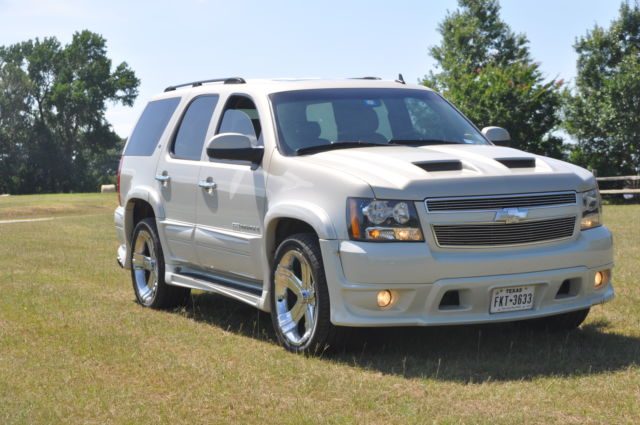 2007 Chevy Tahoe For Sale >> Chevrolet Tahoe SS Custom by Southern Comfort
