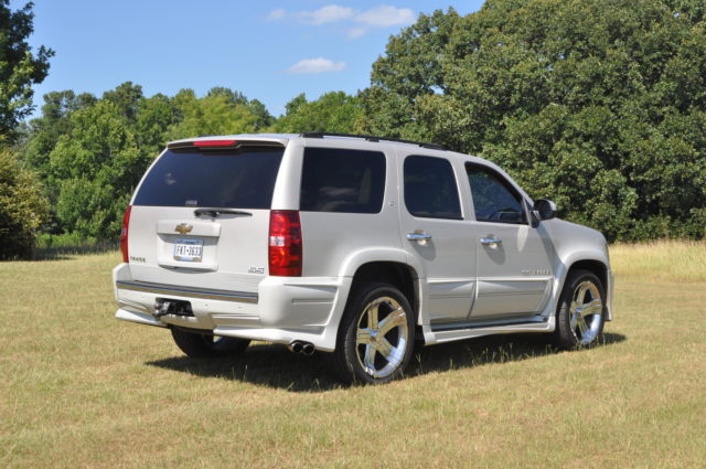 Chevrolet Tahoe Ss Custom By Southern Comfort