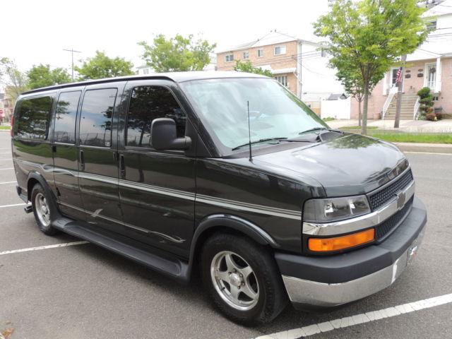 Chevy Express 1500 Custom Conversion Van By Archer Automotive