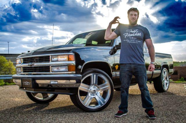 Chevy Silverado 1500 Z71 4x4 24 Quot Wheels