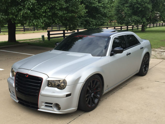Chrysler 300c Srt8 Supercharged Beast Look