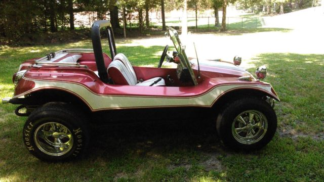 Dune Buggy W Allison Fibergl Body Mileage Unknown 1967 Volkswagen Beetle Clic