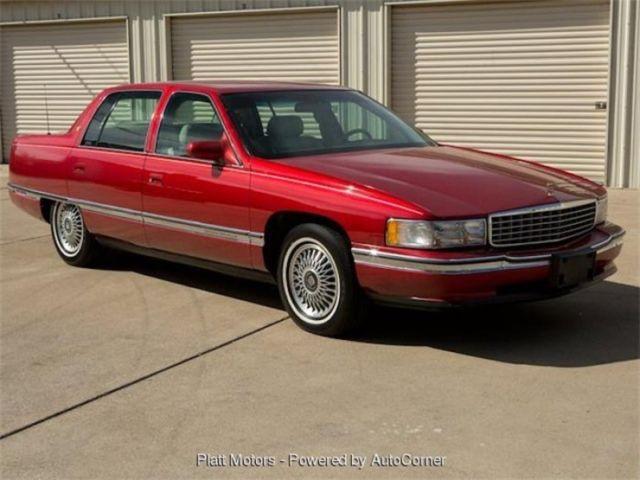classic 1995 cadillac deville vehicles markets com