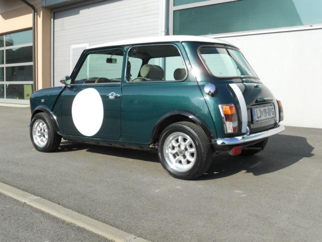 Classic Original Unrestored Rustfree Austin Mini In British