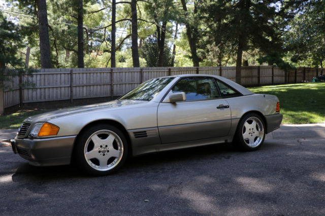 1991 Mercedes Benz Sl Cl 300sl