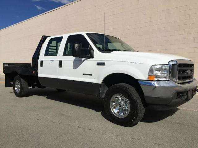 2003 ford f350 7.3 diesel value