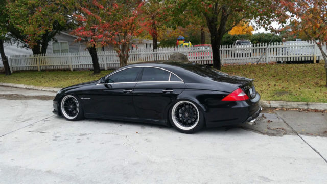 Mercedes Benz Of Wilmington >> CLS55 AMG 030 Performance Package - 600HP - Rare