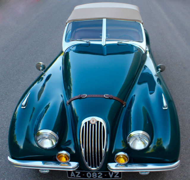 Convertible Jaguar Oldtimer Like MG Cobra Austin Lotus V8