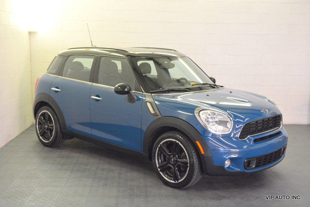 Cooper Countryman S Automatic Sport Heated Seats Xenon Lights 18 Wheels
