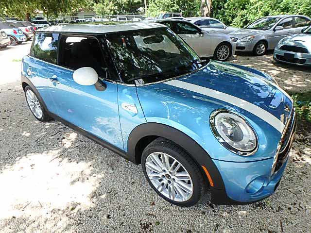 Cooper S 2 Door New Coupe Automatic Gasoline 0l 4 Cyl Electric Blue Metallic