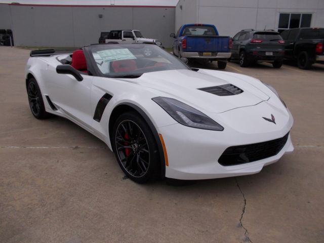Corvette Z06 Convertible Z07 Zo7 Zo6 3lz Stingray 2016 6