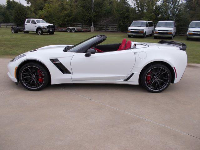 corvette z06 convertible z07 zo7 zo6 3lz stingray 2016 6 2l supercharged. Black Bedroom Furniture Sets. Home Design Ideas